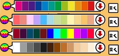 LikeMe:色の種類