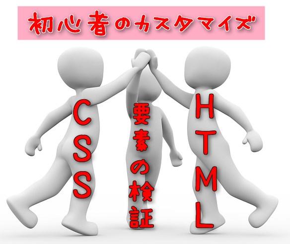 HTMLとは!HTMLタグとCSSのセレクタの関係、1人でカスタマイズできる為の近道