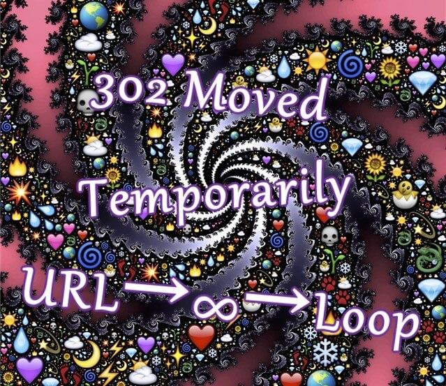 302 Moved TemporarilyエラーでURLが無限ループ!原因は、WordPressのプラグインの競合だった